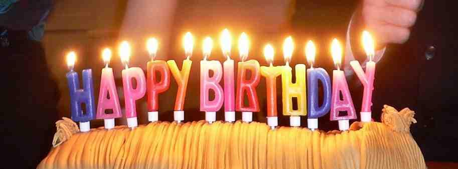 тост на день рождения молодой девушке: